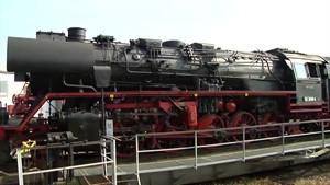 Das Eisenbahnmuseum Arnstadt