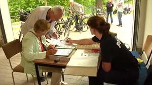 Fahrradcodierung in Weimar