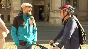 Neuer Fahrradroutenplan für Erfurt