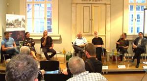 Diskussion über gerechten Welthandel