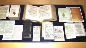 Gesangbücher für die Musikhochschule