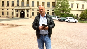 Todesblau der neue Kriminalroman von Felix Leibrock