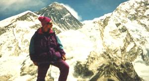 Dr. Gerhard Lischke und der Nanga Parbat