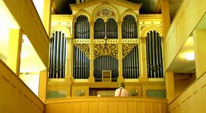 Die Lisztorgel in Denstedt