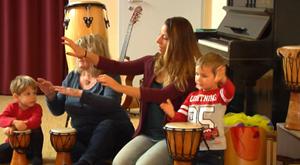 Der Musikkindergarten Niedergrunstedt