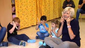 Musikpädagogik in der Kita Kinderland