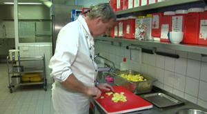 Der Küchenmeister Mike Oertel
