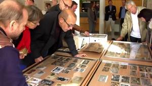 Historische Postkarten für Weimarer Stadtarchiv