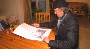 Matthias Sehrt und sein Arnstadt-Kalender