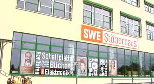 Das Stöberhaus in Erfurt