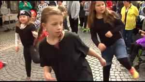 Das Straßenfest des Lebenshilfe-Werks Weimar/Apolda