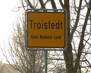 Troistedt vor 70 Jahren