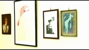 Die Ausstellung Ausgewählt im Haus Am Horn