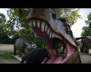 Jurassic-Park in Erfurt