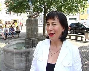 Finanzministerin Marion Walsmann