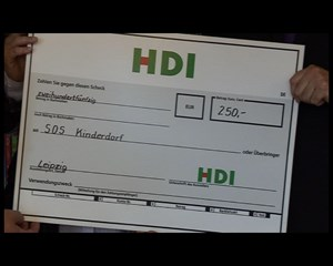 Ostthüringen.TV: Spendenübergabe