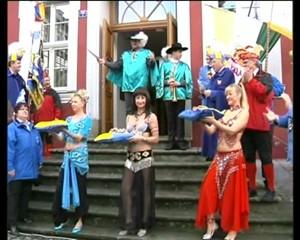 Rennsteig.TV: Karnevalsauftakt in Suhl