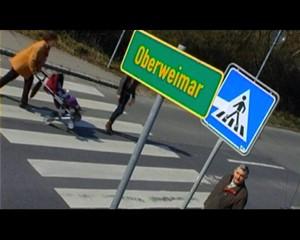 Verkehrssicherheit am Zebrastreifen