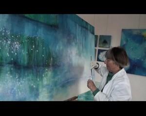 Ankündigung: Farbräume von Dorle Wolf