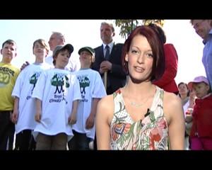 Anna stellt die Veranstaltungen der Woche vor. (25.05.2010)