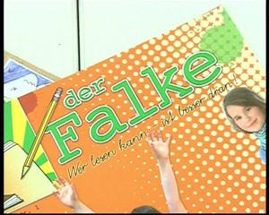 Grundschule Johannes Falk präsentiert eigene Kinderzeitung