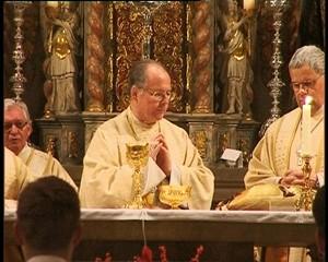 Bischof Dr. Joachim Wanke - Papstbesuch