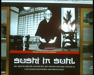 Rennsteig.TV: Sushi in Suhl