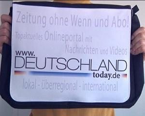 Mein Today - Bürgerreporter bei Deutschland today