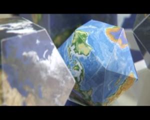 Jena.TV: Die Erde in Würfelform