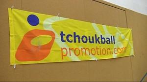Werbesendung:  Deutsche Meisterschaft Thüringer Tchoukball