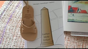 Die Luthermeile in Erfurt wird vorgestellt