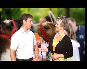 Salve Tournee: Tropennächte 2011 im Zoopark Erfurt