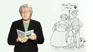 Grünes Herzchen: Ulf Annel über sein neues Buch