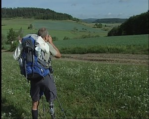 Südthüringer Regionalfernsehen: Prothesenwanderer
