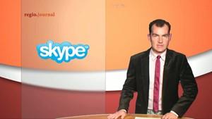 Skype Interview über Familienpolitik in Thüringen