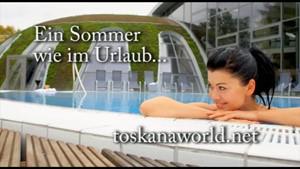 Ein Sommer wie im Urlaub at Toskana Therme - Spot 7 - Malen im Bad