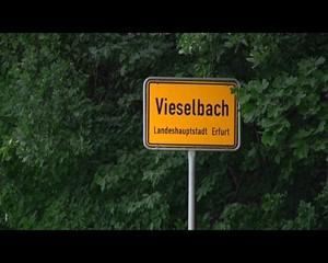 Papst-Aufkleber aus Vieselbach