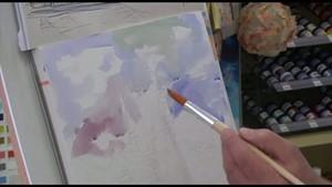 Das creative Hobby: Aquarellmalerei