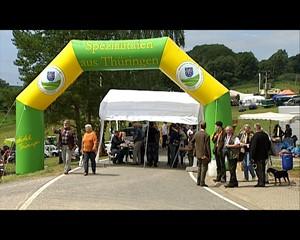 Nord-Thüringen Fernsehen: Bauernmarkt in Mackenrode