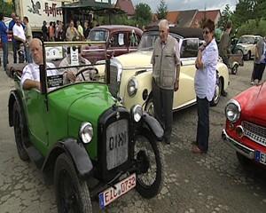 Nord-Thüringen Fernsehen: Oldtimertreffen in Effelder