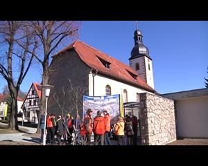 Hungertuch-Wallfahrt: Gläubige starteten diesmal in Erfurt