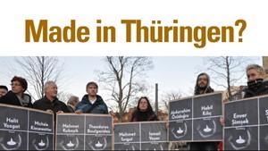 Made in Thüringen? Naziterror und Verfassungsschutzskandal