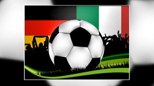 Umfrage: Halbfinale Deutschland - Italien