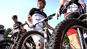 11. Zweitage Rennsteig- Rad- Tour 2012 von Blankenstein nach Hörschel