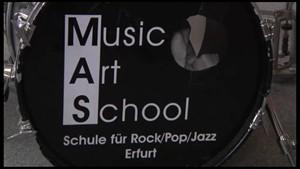 3. internationales Schlagzeugfestival in Erfurt Music Art School
