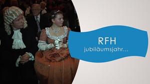 RFH - Auftakt Jubiläumsjahr