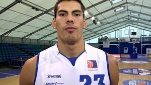 Basketball in Gotha BIG Spielerportrait Dustin Mitchell
