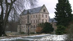 Der Verfall von Schloss Reinhardsbrunn