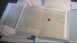 Neue Handschriften im Goethe- und Schiller Archiv
