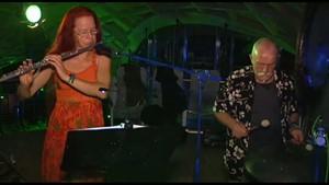 Vollmondkonzert - Günter Baby Sommer und Katharina Hilpert